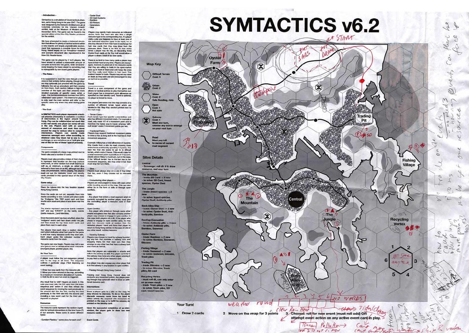 """SYMTACTICS, version 6.2 """"pre-Vienna,"""" photo courtesy of Network Architecture Lab."""