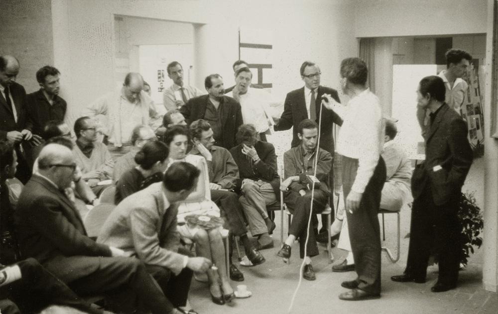 ederlands, Congres Team 10 in Otterlo, 1959_photoNetherlands Architecture Institute